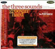 Three Sounds Featuring Gene Harris-groovin' Hard Live At The...-japan Cd F08