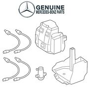 Genuine Vapor Canister Protective Cover Shut-off Valve And Sensors For Mercedes