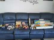 3 Vintage Model Planes And All Accessories Hellcat, The Nobbler, The Tudor