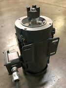 Electric Motor - Low Hours - 0.75 Hp - Np0016xp - 1725 Rpm - 60 Hz - 115 V Plug