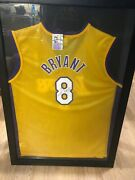 Kobe Bryant Signed Autographed Jersey Number 8