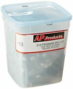 Ap Products 012-psq500 W 8 X 1-1/2 Pan Head Square Recess Screw, Pack Of 500 - 1
