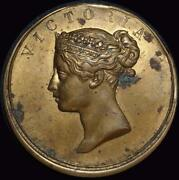Kangaroo Office Medal In Brass By Taylor Ref C.v/2 A.784a