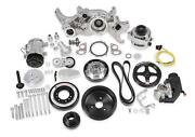 Holley Premium Polished Mid-mount Ls7 Complete Accessory System 20-190p