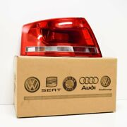 New Genuine Audi A4/s4rs4 Cabrio Rear N/s Left Tail Light Lhd 8h0945095c Oem