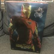 Hot Toys Iron Man 2 Mark Vi Limited Edition Second Hand