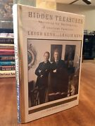 Hidden Treasures Leslie And Leigh Keno Antiques Roadshow Appraisers Signed 1st