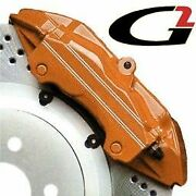 Orange G2 Usa Brake Caliper Paint System Free Shipping Ships In 24 Hours