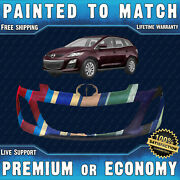 New Painted To Match - Front Bumper Replacement For 2010-2012 Mazda Cx-7 10-12