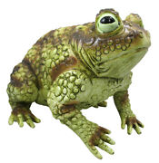 10 Giant Cottage Core Realistic Frog Toad Garden Prop Decoration Statue Figure