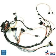 1967 Impala Dash Harness Column Shift Automatic Trans With Factory Gauges And Ac