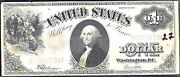 1917 1 Legal Tender United State Note
