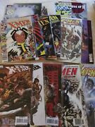 X-men Comic Book And Tpb Lot 19 Comics, 1 Graphic Novel Wolverine Storm Collection