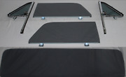 Glass 1964 1965 1966 Chevy Pickup Assembled Vent Door Large Back Gmc Truck