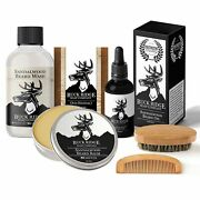 All-natural Beard And Body Care Gift Sets For Men