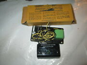 American Flyer S Scale 706 Green Button Uncoupler.