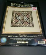 Dimensions Gold Collection Counted Cross Stitch Kit Classic 2479 Open/new