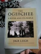 Signed The Ogeechee A River And Its People Jack Leigh University Of Georgia 1st
