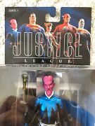 Justice League Sinestro Dc Direct Collector Action Figure Series 1. New.