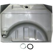 19 Gallon Fuel Gas Tank For 66-67 Dodge Charger Coronet Silver