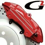 Red G2 Usa Brake Caliper Paint System Free Shipping Ships In 24 Hours