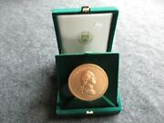 President George Washington, Indian Peace Medal, In Government Box, Atl-04169