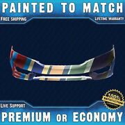 New Painted To Match - Front Bumper Cover For 2016 2017 Honda Accord Coupe 16 17