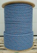 Snow Ski Hill Haul Tow Rope For Downhill Skiing 1 1/8 Diameter Usa Any Length