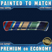 New Painted To Match Front Bumper Replacement For 1998-2011 Ford Crown Vic 98-11