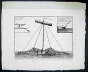1767 Francois Pages Antique Print Of Philippines Outrigger, Sailing Vessel