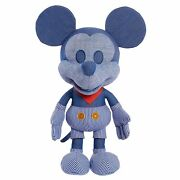 Disney Year Of The Mouse Collector Plush - Train Conductor Mickey Confirmed