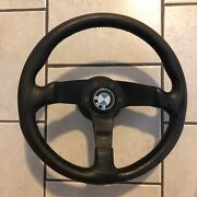 Fittipaldi Personal Steering Wheel Vintage Rare Bmw Sports Racing E36907