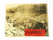 1904 Dickey Fraction On Bedrock Gold Mining Nowell Sepia Photograph 10x8 1081