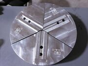 H And R Manufacturing 3pc Round Soft Lathe Chuck Jaw For 11 Chucks Hr-82-4-al-12