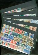 Edw1949sell Italy-trieste 'a' Choice Complete Mint, Vf Collection. Cat 5,541.