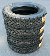 4 Tires Cosmo Ct706 Plus 225/70r19.5 Load G 14 Ply Drive Commercial