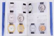Seiko Japan Automatic Wrist Watch Antique Collection Book 2012 Brand New