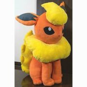 Booster Life Size Stuffed Toy Pokemon Center Limited Doll Collectible Original