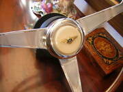 Bentley Corniche 1971- 1989 Wood Steering Wheel Nardi 15 Engraved Spokes New