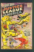 Brave And The Bold 29 1960 Fair 1.0 Justice League Of America Robot Cover C2