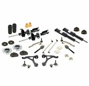 Oem Front And Rear Suspension Kit For Volvo Xc90 W/ Nivomat Suspension