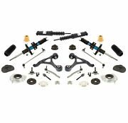 Oem Front And Rear Suspension Kit For Volvo Xc90 Nivomat Self Leveling Suspension