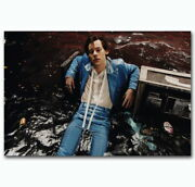 140593 Harry Styles Dunkirk One-dir Music Band Decor Wall Print Poster Ca