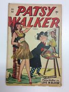 Patsy Walker 12 Golden Age Timely Comics 1947