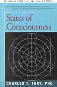 States Of Consciousness, Paperback By Tart, Charles T., Brand New, Free Shipp...
