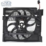 New For Bmw 528it 530i 540i M5 E39 Radiator Pusher Cooling Fan Front 64546921395