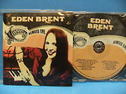 Signed Cd Eden Brent Mississippi Number One 2008 Cd Autographed Yellow Dog 1616