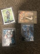 Football Jersey Patch Auto Cards Auctions 1 Of 1