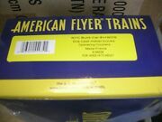 Lionel 44034 American Flyer New York Central Bunk Car - Make Offers