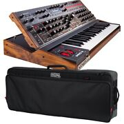 Sequential Pro 3 Se Mono/paraphonic Synthesizer Keyboard Carry Bag Kit